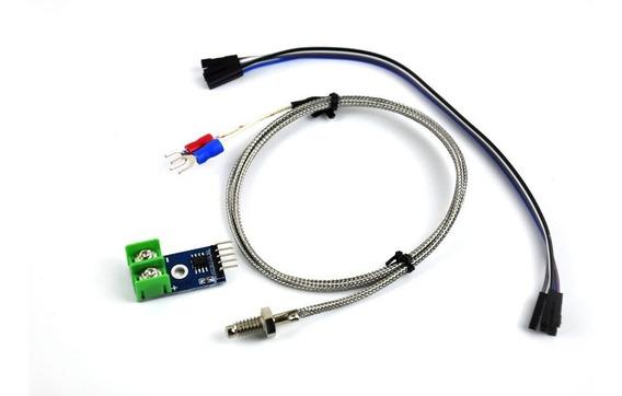 Modulo Sensor Temperatura Leitor Max6675 Termopar K Arduino