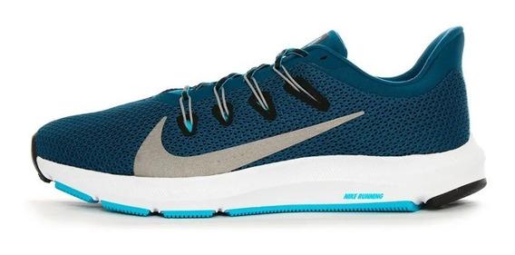 Zapatillas De Hombre Nike Running Quest 2 Talle Grande