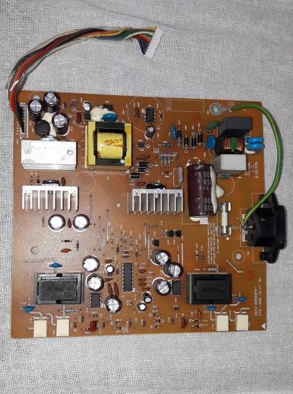 Placa Do Monitor Acer Al2202w Funcionando Perfeitamente.
