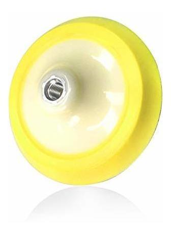 Maxshine - Pulidora Rotativa (diámetro: 150 Mm, Rosca: 5/8 )