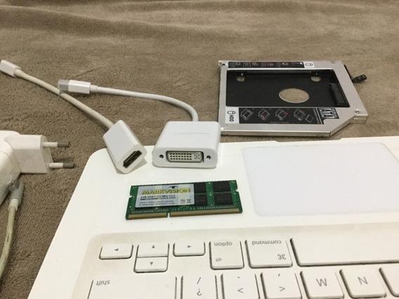 Macbook White 2009, Modelo A1342