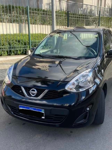 Nissan March 2018 1.0 12v S 5p