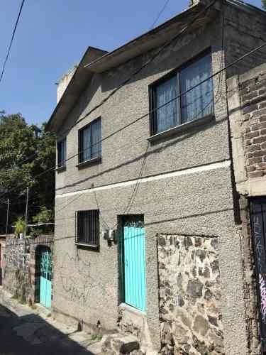 Casa Sola En Para Terminar En Buena Ubicación Uso De Suelo H-05