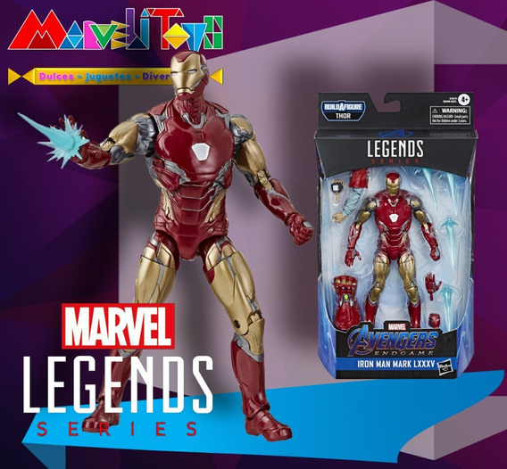 Marvel Legends - Iron Man Lxxxv Avengers Endgame