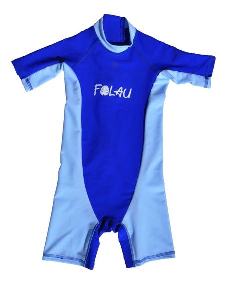 Body Folau Bebe Niño Protección Uv 50 Playa Sol
