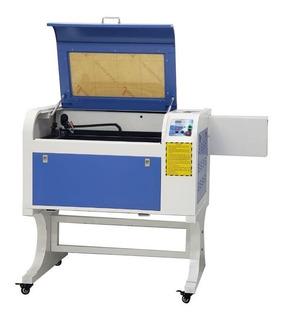 Maquina Router Laser Corte E Gravação Cnc 6040 4060 60x40cm