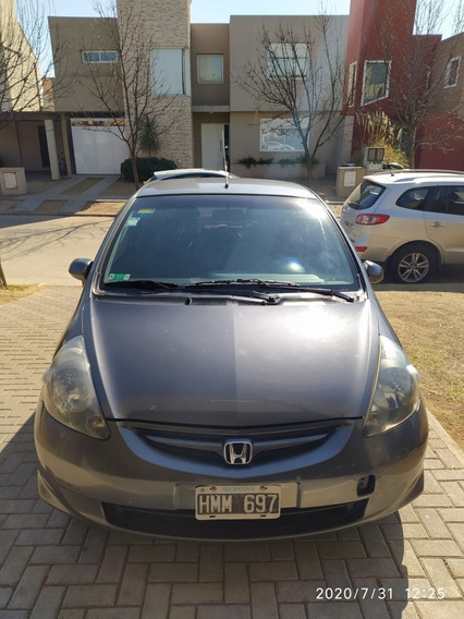 Honda Fit 1.4 Lx At 2008