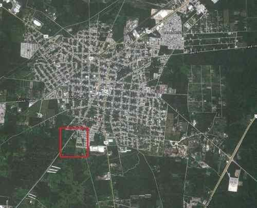 Terreno En Umán, Antigua Carretera A Campeche