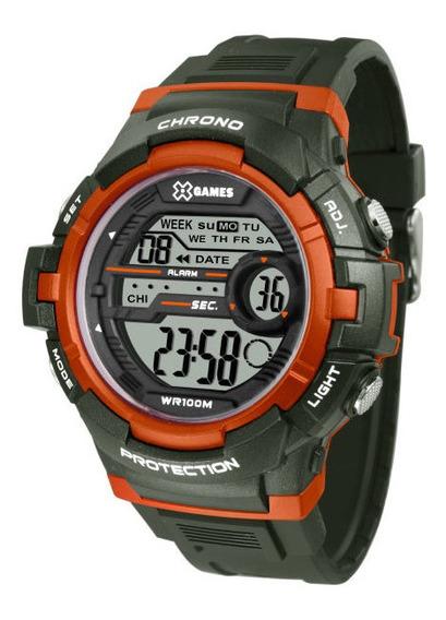 Relógio Xgames Masculino Xmppd514