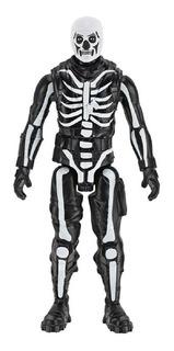 Muñeco Fortnite Figura Articulada 30 Cm Skull Trooper