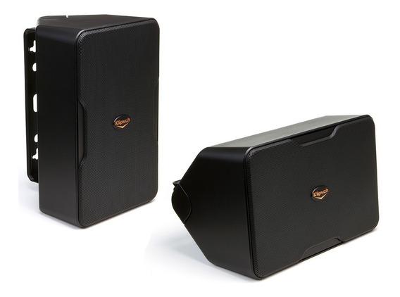 Klipsch Cp-6 Caixas Acústicas Ambiente Interno Externo (par)