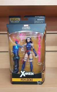 Marvel Legends Series X-men Psylocke - Baf Apocalypse
