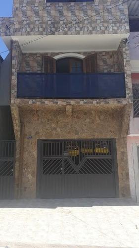 Imagem 1 de 9 de Sobrado Com 3 Dormitórios À Venda Por R$ 430.000,00 - Jardim Valéria - Guarulhos/sp - So0446