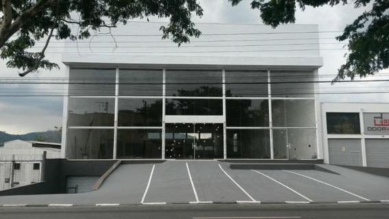 Salão Para Alugar, 2600 M² Por R$ 38.500,00/mês - Braz Cubas - Mogi Das Cruzes/sp - Sl0008