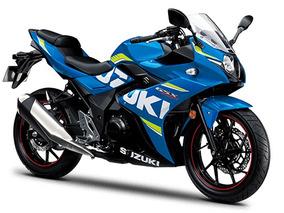 Suzuki Gsx 250r Azul Moto Gp ¡curso De Manejo Gratis!