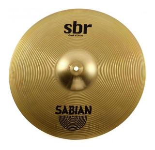 Crash Sabian Sbr De 16 Pulgadas - Crash Sbr Sbr1606