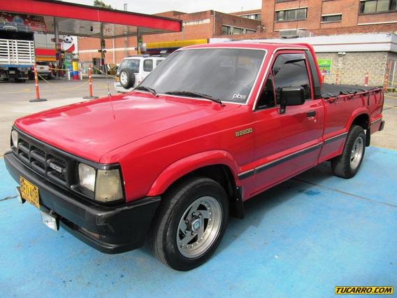 Mazda B-2200 2200cc 4x2 Mt