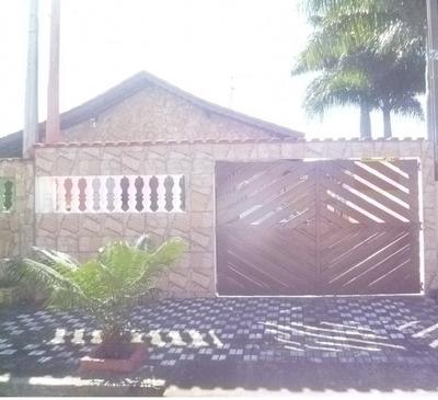 Casa Em Mongaguá Ótimo Local Para Morar! - 1399