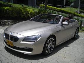 Bmw 640i Cabriolet 2012 Secuencial