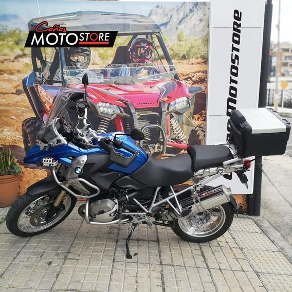 Bmw R 1200 Gs Azul 2012