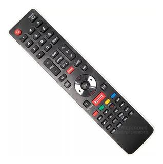 Control Remoto Led Netflix Noblex Bgh Sanyo Sansei Er-33911