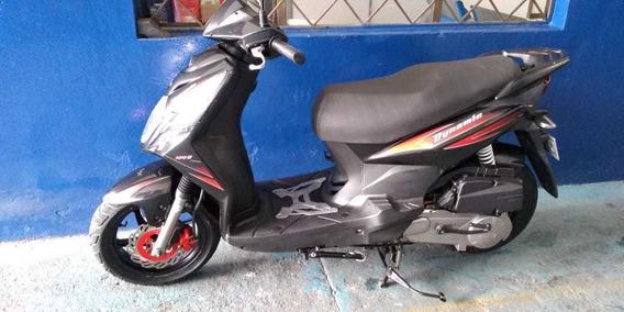 Scooter Akt Dynamic 125cc Negra