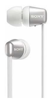 Imagen 1 de 6 de Auriculares Internos Inalambricos Sony Wi-c310 Blancos