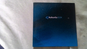 Cd Kubuntu 9.04 Desktop - Original !!!