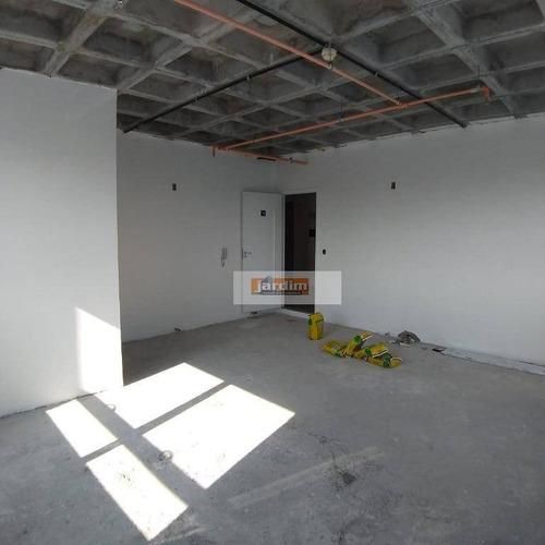 Sala À Venda, 32 M² Por R$ 225.000,00 - Vila Baeta Neves - São Bernardo Do Campo/sp - Sa0287