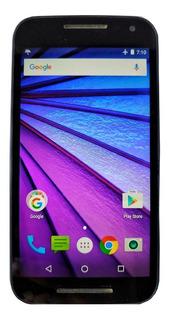 Motorola G (3rd Gen) 8 Gb Negro 1 Gb Ram