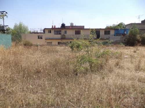 Terreno En Venta, Tlalnepantla De Baz, Estado De México