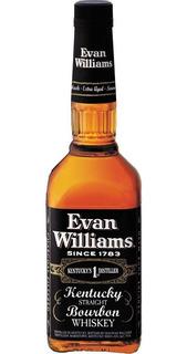Dia Del Padre Whiskey Evan Williams Bourbon Black Whisky