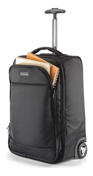 Mala Viagem 2 Rodas Para Notebook De 19 Pol Multilaser Bo416