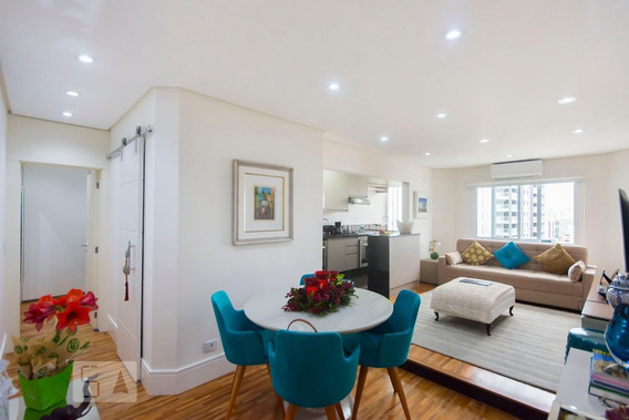 Apartamento Para Aluguel - Moema, 1 Quarto, 54 - 892995716
