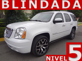 Yukon Blindada Nivel 5 Camioneta Blindada Suburban Blindada