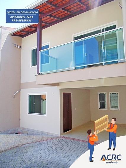Acrc Imóveis - Sobrado Para Locação No Bairro Da Fortaleza - 6657 - 3505290