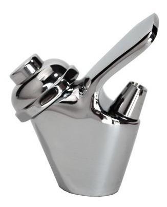 Llave Para Bebedero Compacta Cromo 1343 Metalflu
