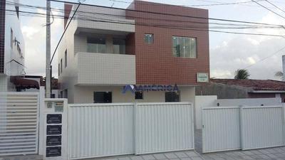 Apartamento Com 2 Dormitórios À Venda, 50 M² Por R$ 130.000 - Mangabeira - João Pessoa/pb - Ap0238