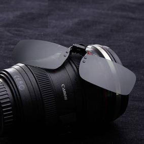 Micas Clip-on Compactas Oscuras Acoplado Universal Para Gafa