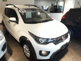 Fiat Mobi 2018 1.0 Way Mt Controles En El Volante Am Fm Mp3
