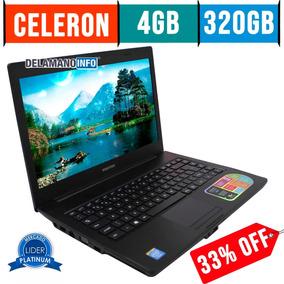 Notebook Celeron 4gb 320gb Positivo S2500i Seminovo (11497)