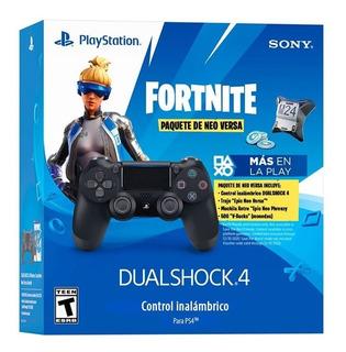 Joystick Ps4 Fortnite Neo Versa Dualshock 4 Original Sellado