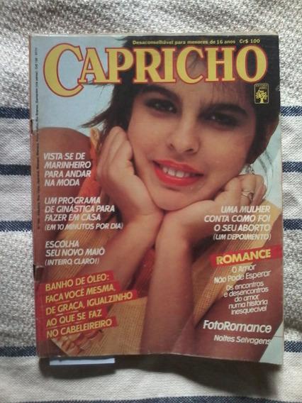 Revista Capricho 546 Outubro 1981 Leia O Anuncio C/ Atenção