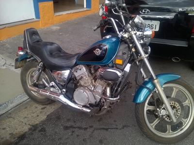 Vulcan 750 Kawasaki -vendo Toda Original - Raridade Clássica