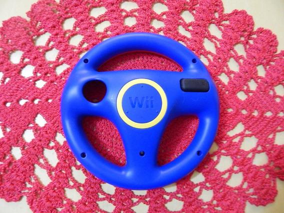 Volante Wii Wheel Edição Mario Bros Mario Kart - Wii - Wii U