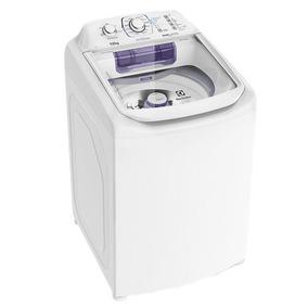 Lavadora 12kg Com Dispenser Autolimpante Lac12