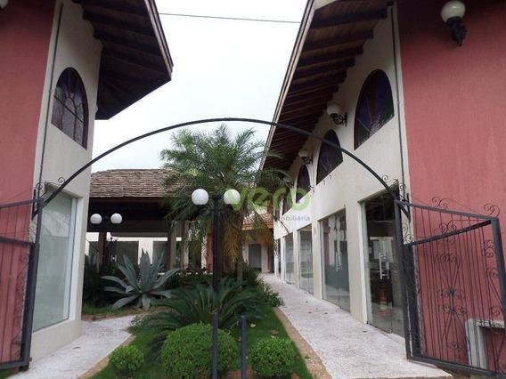 Sala Comercial Para Locação, Jardim Dos Lírios, Americana. - Sa0003