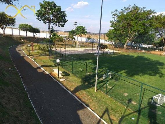 Terreno À Venda, 300 M² - Condomínio Terras Do Fontanário - Paulínia/sp - Te0434