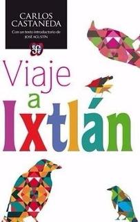 Viaje A Ixtlan - Carlos Castaneda - Libro Nuevo Envio Rapido