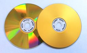 Cdr Midia, Gold Mitsui A-mam 700mb ,80 Minutos 20 Unidades